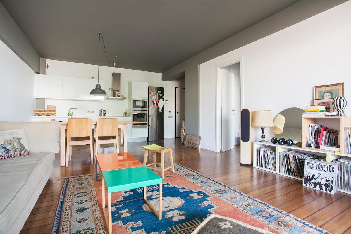 Brand New Apartment at Gazi Area