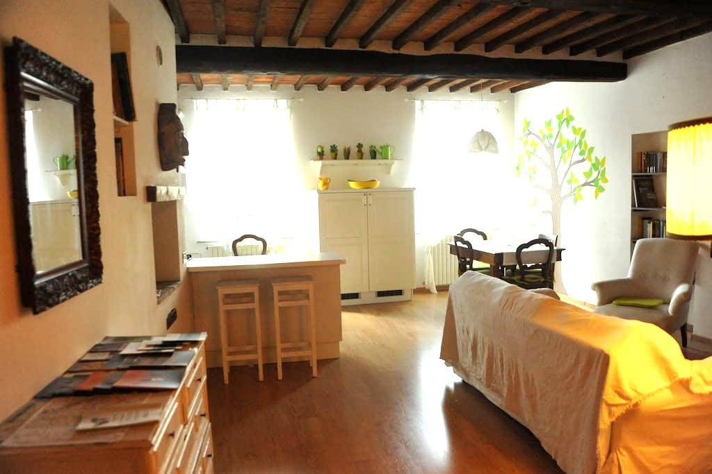 Lovely apartment close to Siena - Monteroni d'Arbia - Leilighet