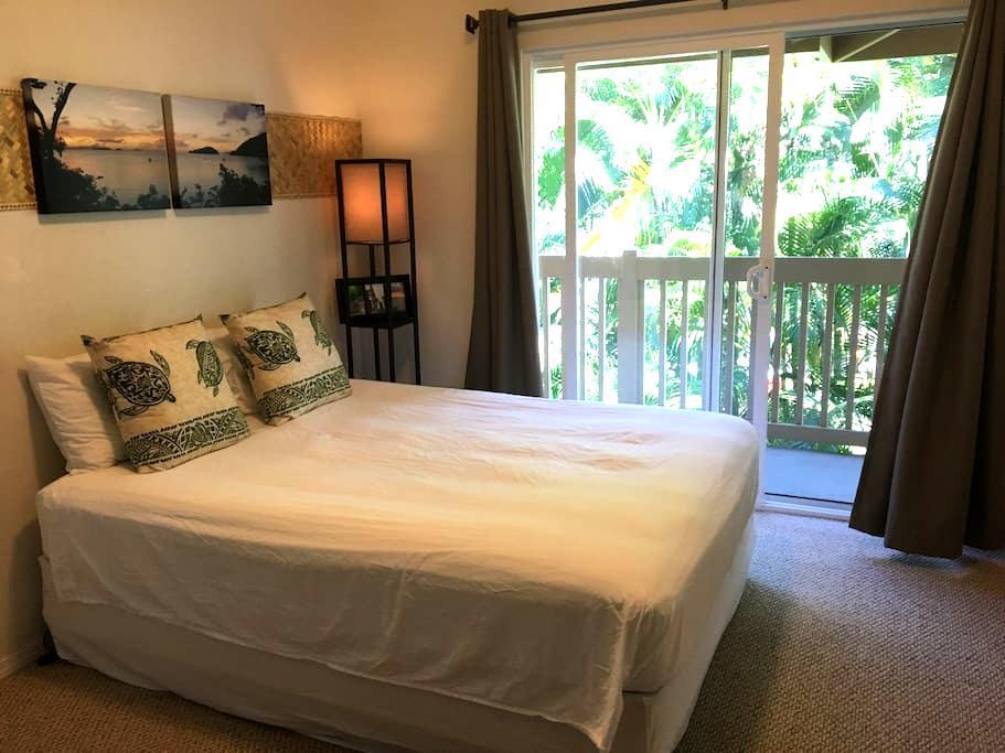 Private master bedroom in the heart of Kona - Kailua-Kona