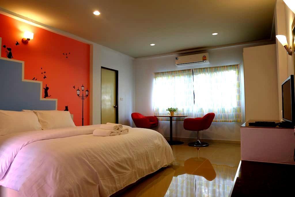 Deluxe room - Ban Prok - Apartment