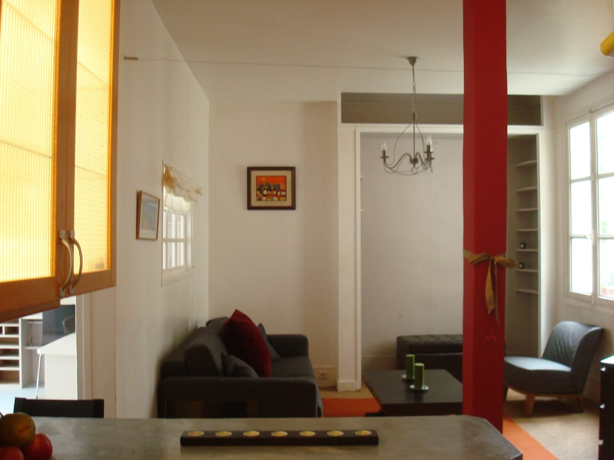 Lovely Apartment in Heart of 4th