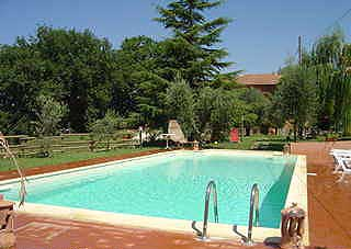 Villa with swimming pool 5x12