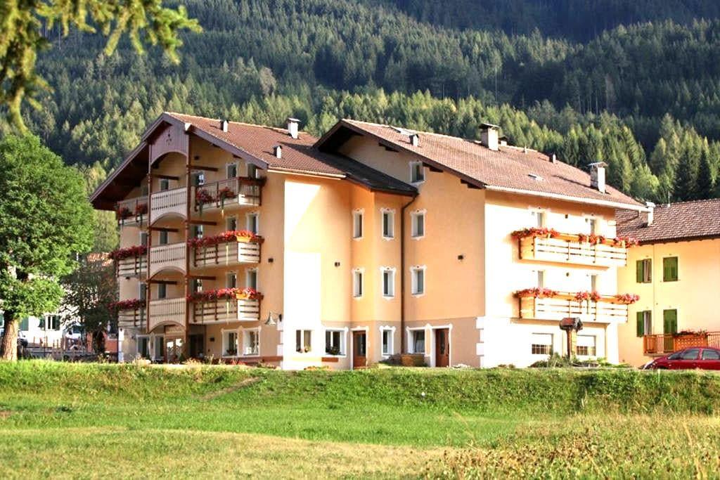 vacanze in Val di Fiemme Trentino - Ziano di Fiemme - Bed & Breakfast