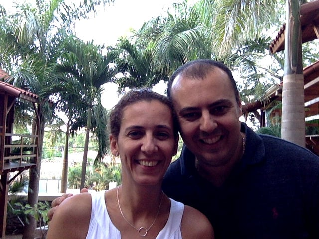 Nicolas & Leti From Costa Rica