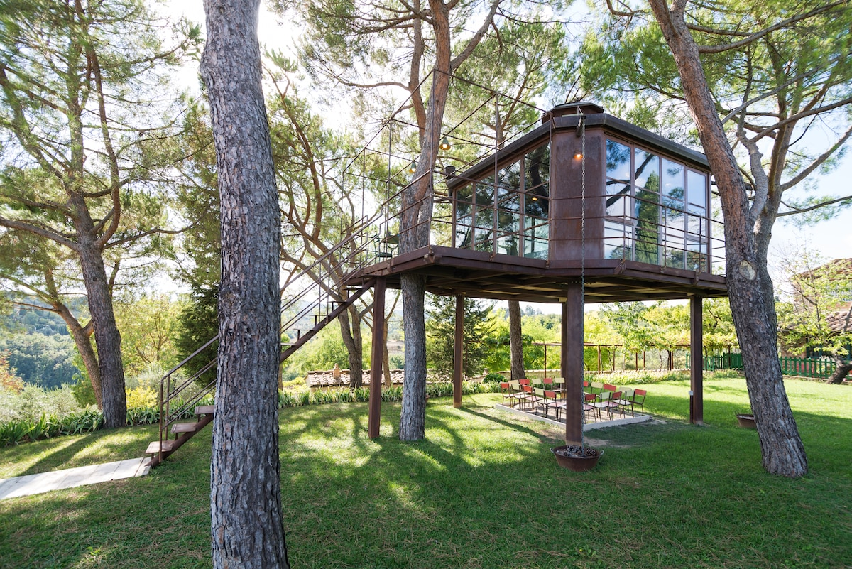 TREEhouse/casaBARTHEL - Houses for Rent in Florence, Tuscany, Italy