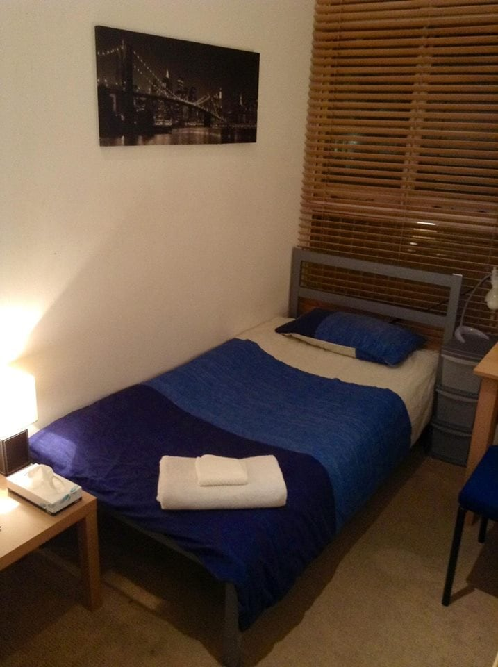 Cozy little room in central London!