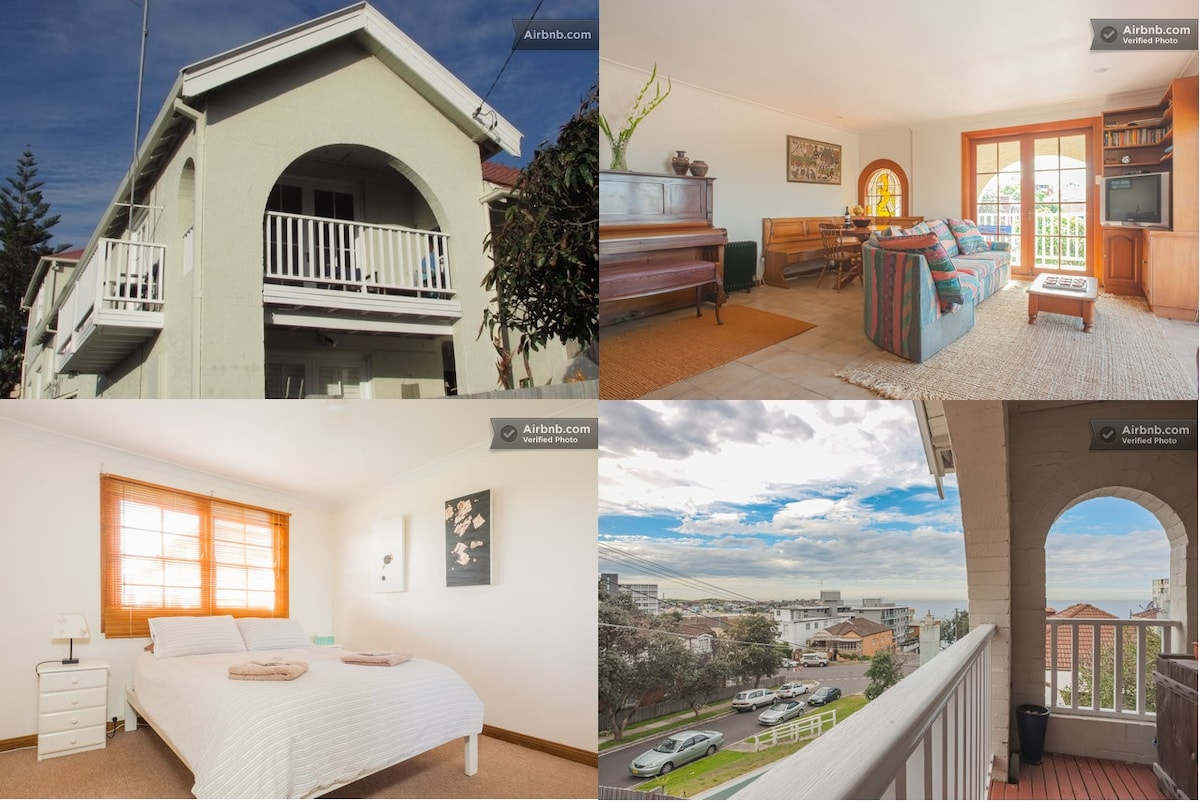 Bondi Beach 3 bedroom apartment *** WINTER Specials ***