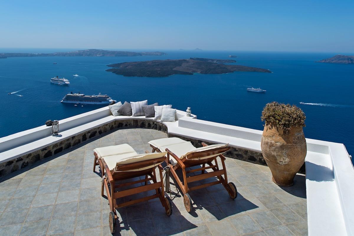 Miamo - Amazing view in Imerovigli