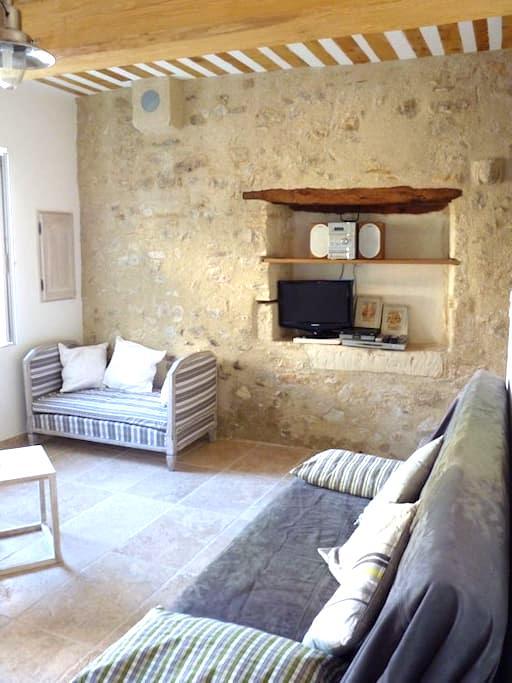 Jolie petite maison de village - Mondragon - Huis