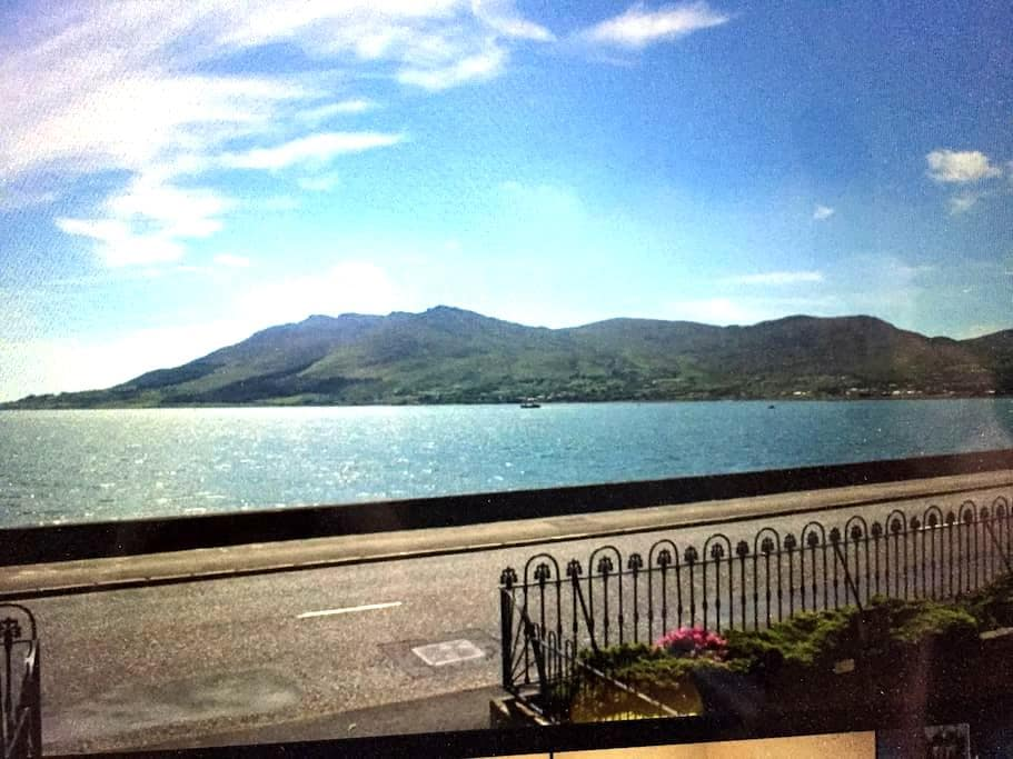 Beautiful sea views apartment - Warrenpoint - Wohnung