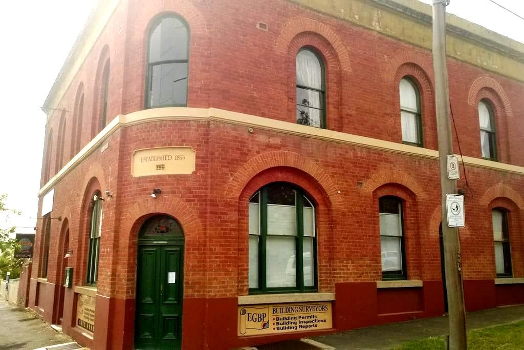 Globe Guesthouse Castlemaine - Castlemaine - Bed & Breakfast
