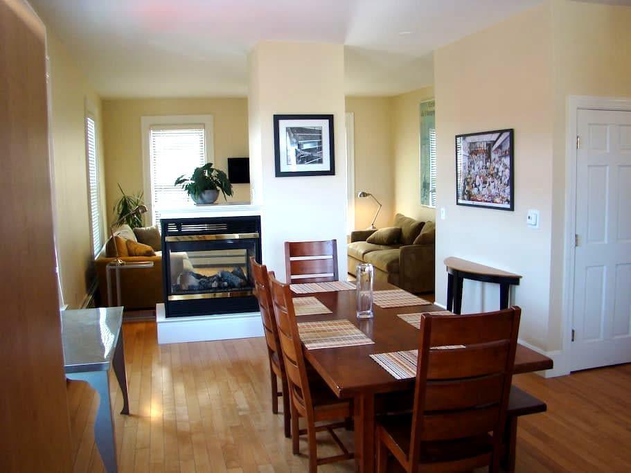 Sunny, Spacious, In-Town Condo - Portland - Condominium