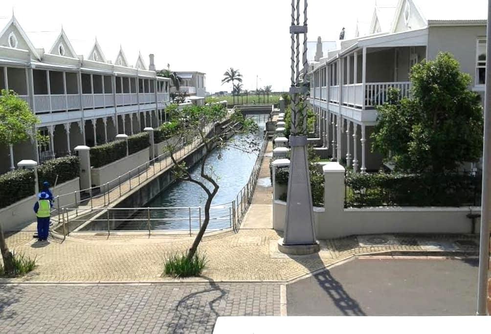 Canal View - Durban - Lägenhet
