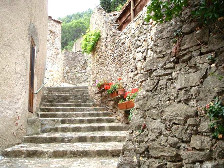 Cottage de la Montee Saint Roch - Padern - Σπίτι