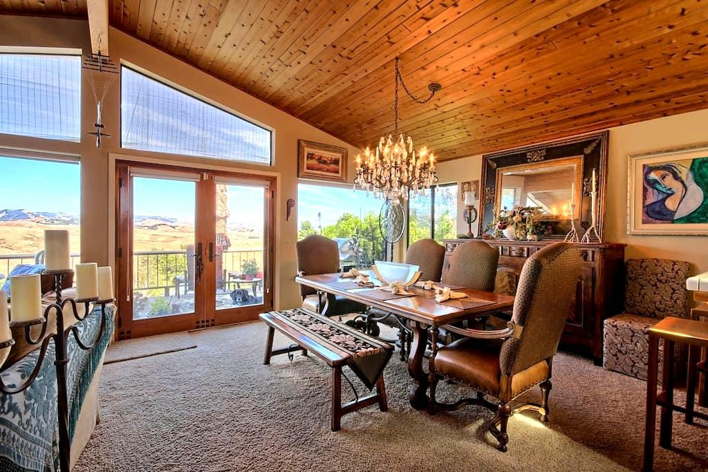 Luxury rooms in a private residence - Cambria