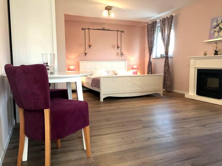 Doublebedroom - Plitvička Jezera - Huis