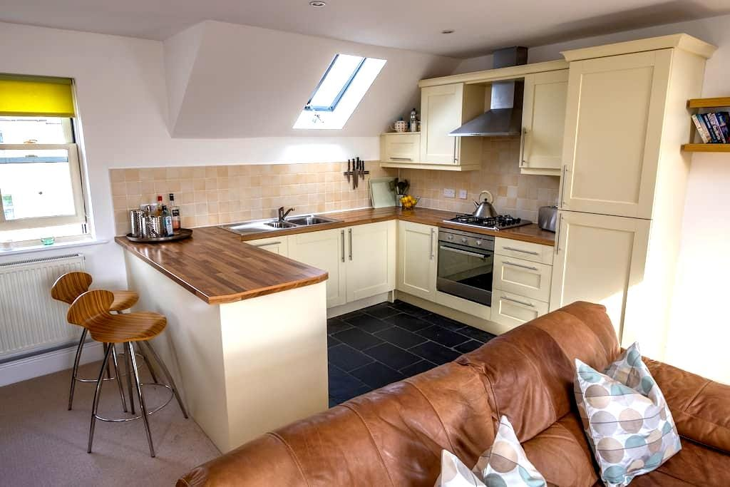 Contemporary Two-Bed Apartment in Wolsingham - Wolsingham - Διαμέρισμα