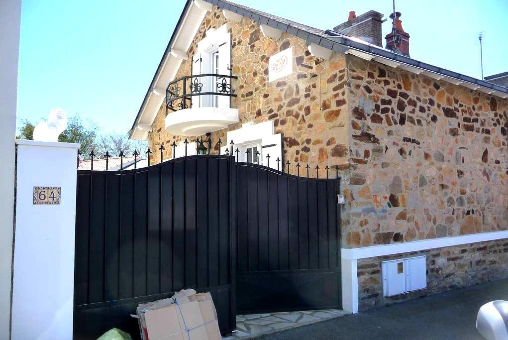 le studio à la mer LES SABLES D'OLONNE - Les Sables-d'Olonne - Wohnung