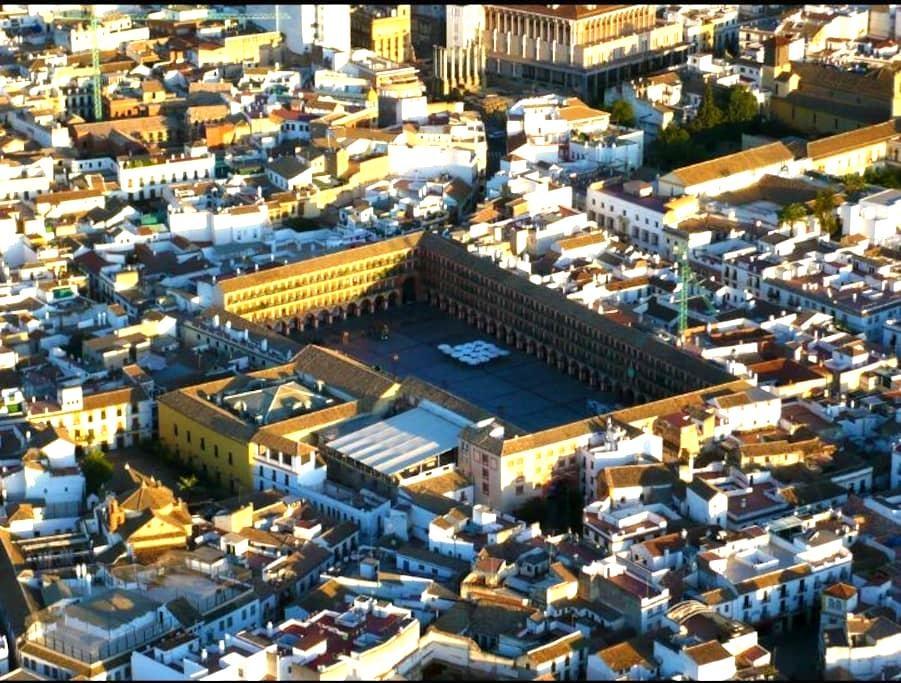 Piso  céntrico en el casco antiguo - Córdoba - Bed & Breakfast