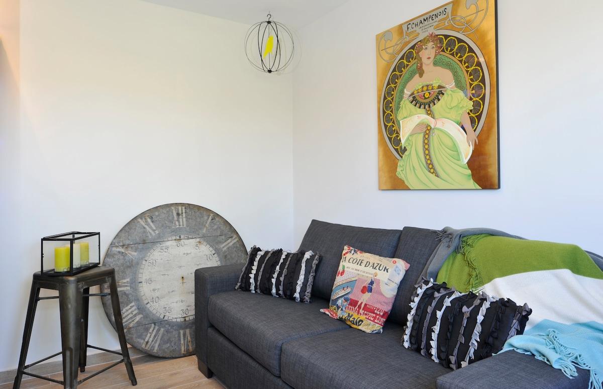 Brand new flat in Baka - Harakevet