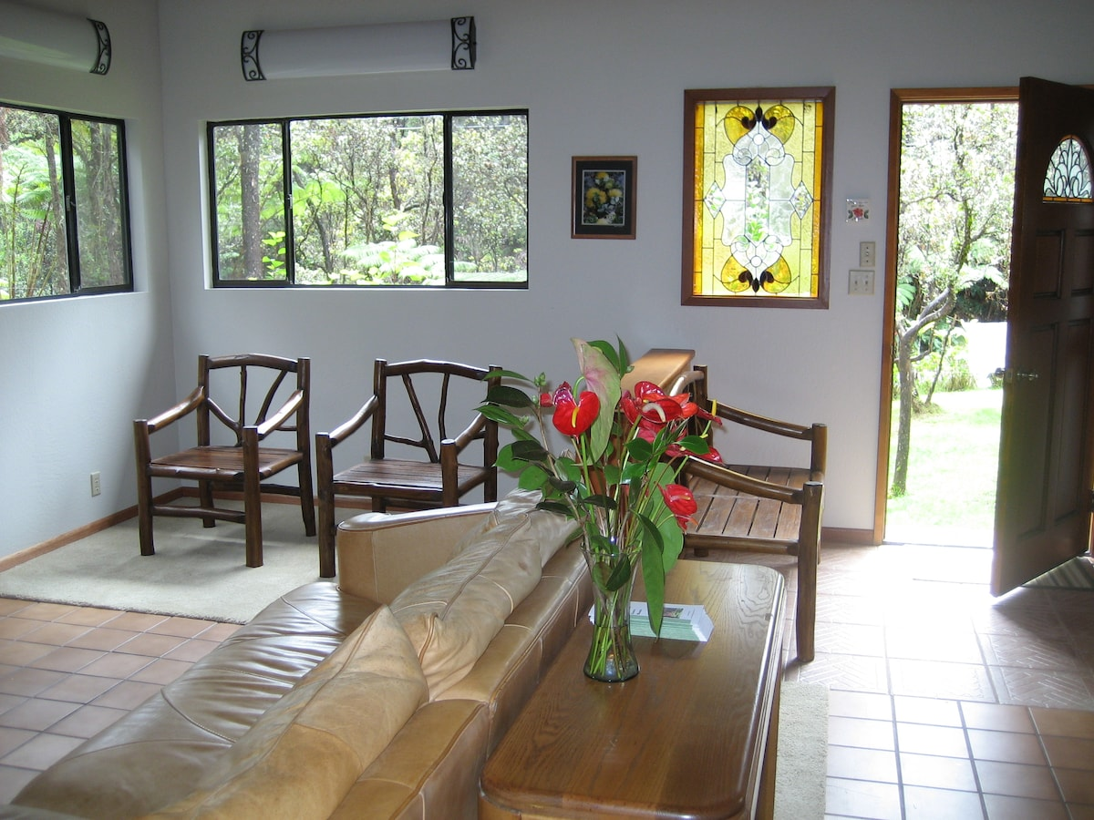 E komo mai to the Maluhia Guest House.  Welcome to the Maluhia Guest House.