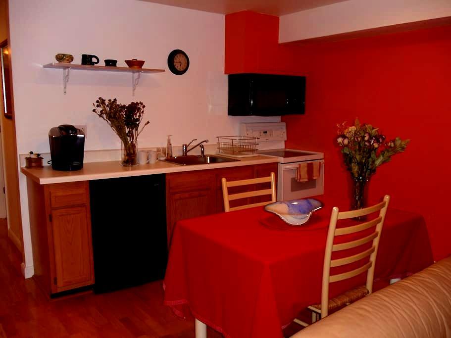 Nice Cozy Apartment in Vermont - South Burlington - Rumah