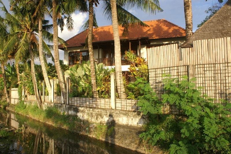 2 chambres d'hôtes bord de rizière