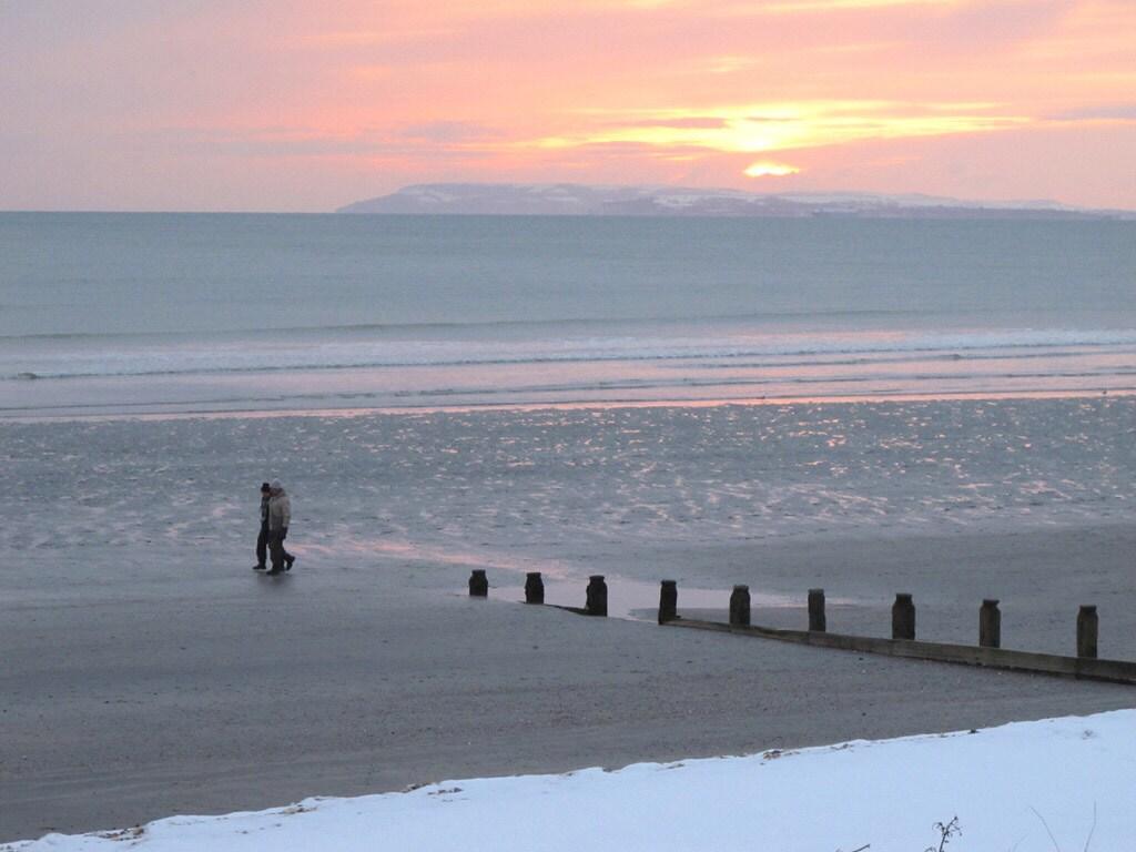 Sunset seasonal walks....
