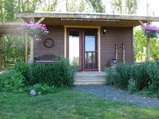 Cowgirl Cabin in Central Oregon