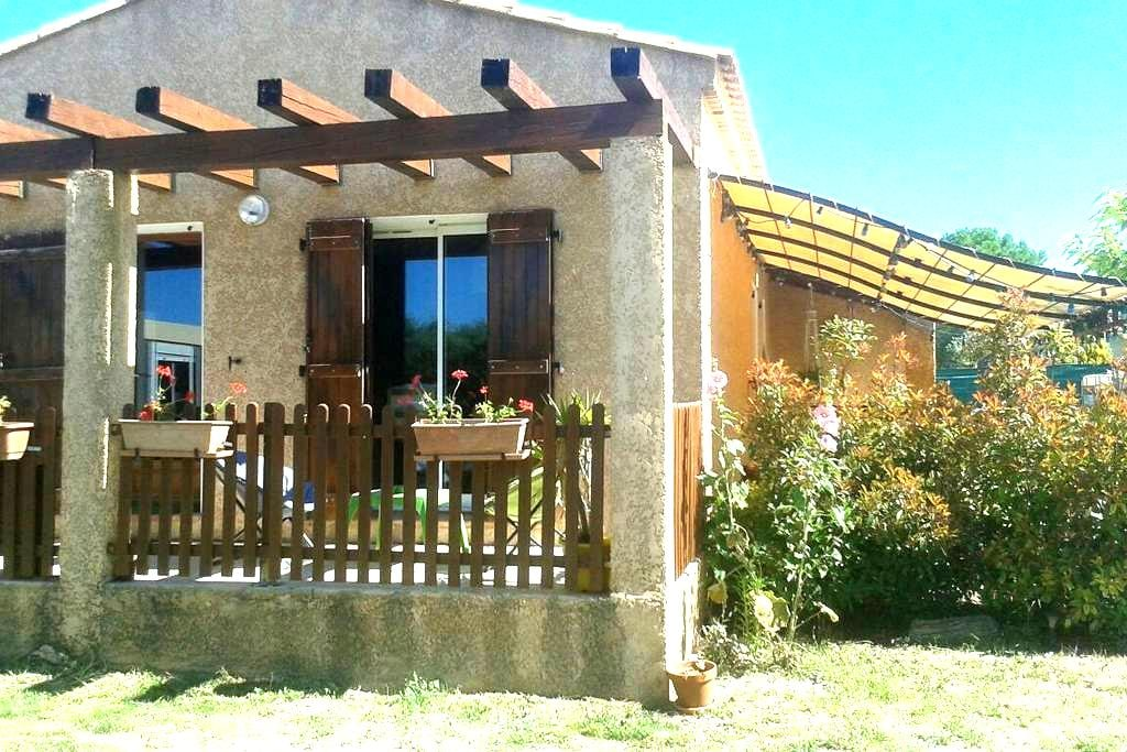 jolie villa familliale - Valensole - Villa