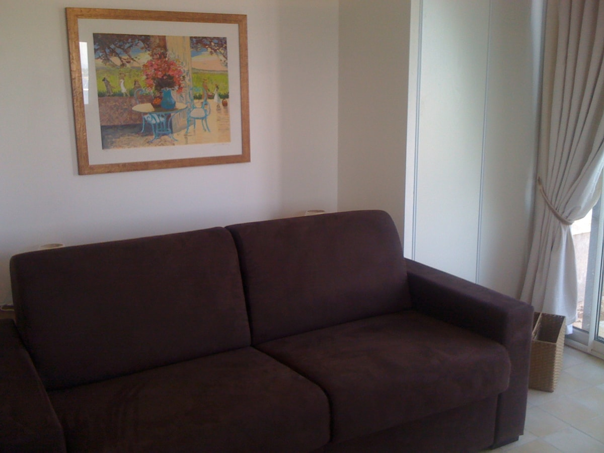 Canapé lit confortable - High standard sofa for 2 people