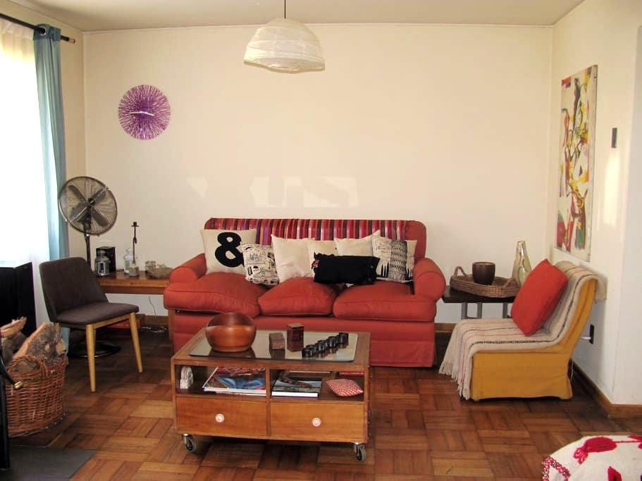 Casa Pasos Av. Alemania 4 camas 6/P - Temuco - Rumah