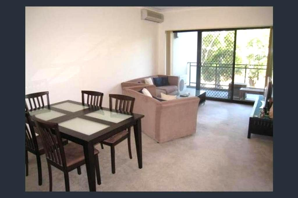 Quiet place with balcony - Greenwich - Pis