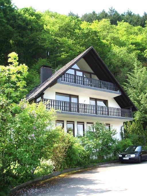 Geniet vd Moezel in apt Würtzgarten - Traben-Trarbach - Wohnung