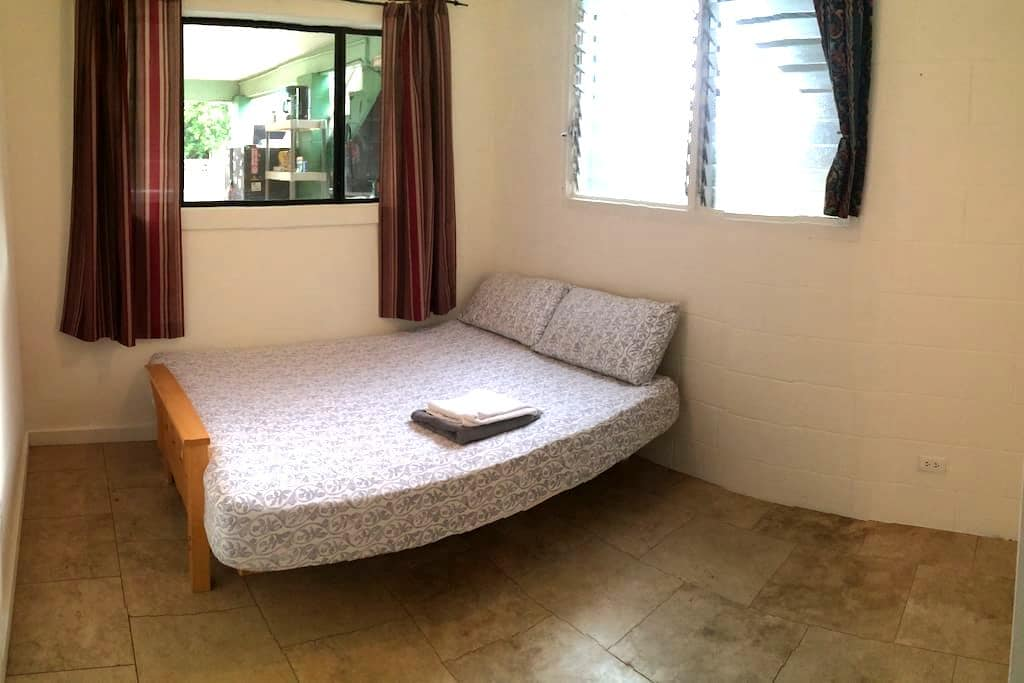 Small inexpensive room North Shore - Waialua - Rumah