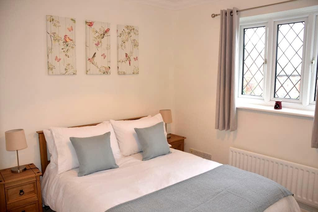 The Beeches: Bright Double in Canterbury - Canterbury - Casa