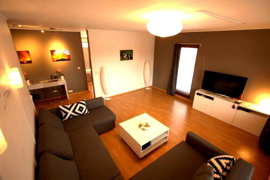 Modern, stylish house in Selfoss - Selfoss - Rumah