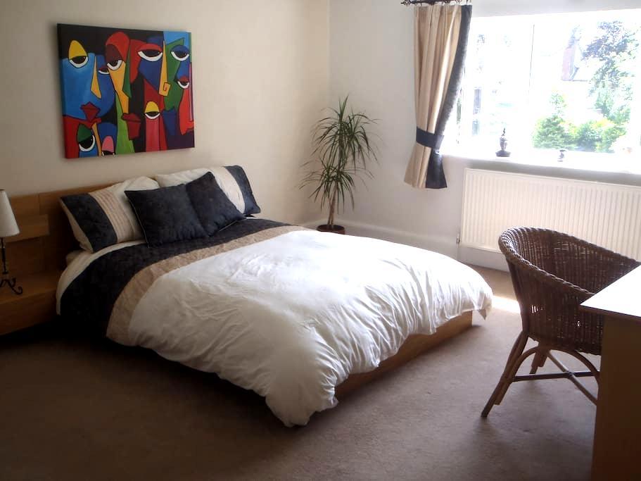 Double room, spacious house,opp Uni - Birmingham - Huis