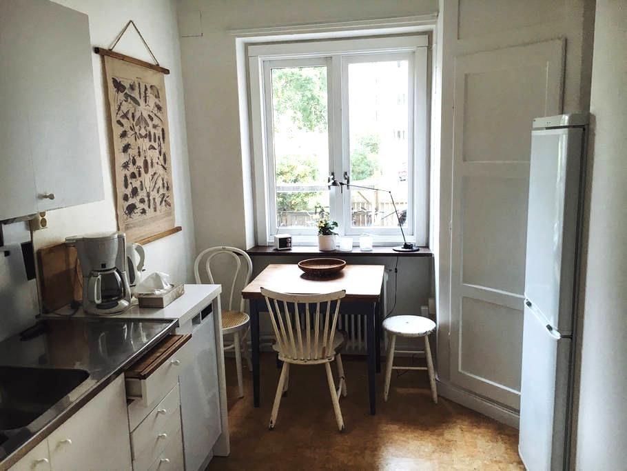 Mysig etta i Majorna - Göteborg - Apartment