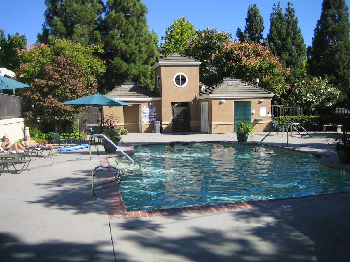 Townhouse Swimming Pool