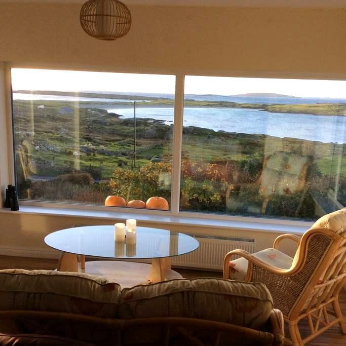 Nana's Roundstone   - Galway - Bed & Breakfast