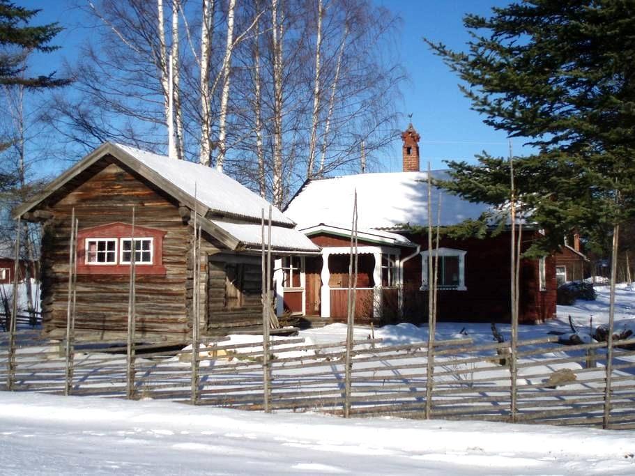 Stuga i Hansjö, Orsa - Orsa