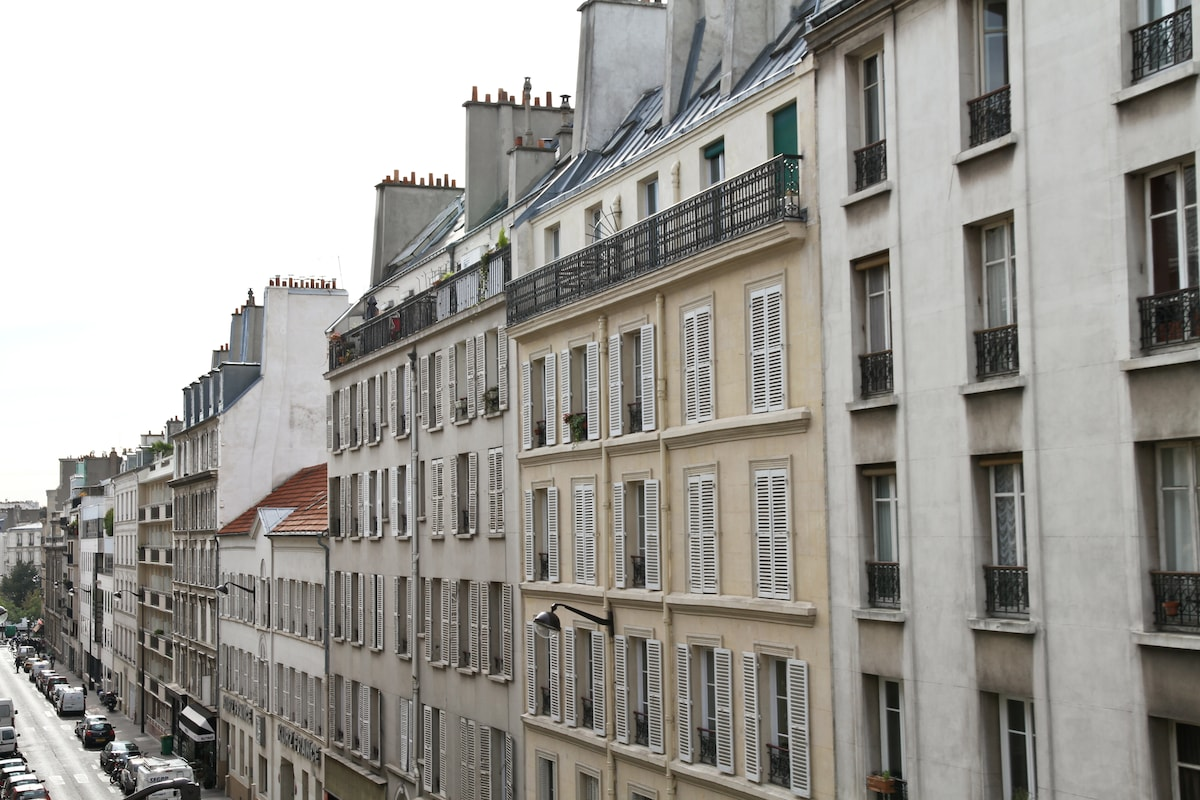 City Center 2people cosy apartment