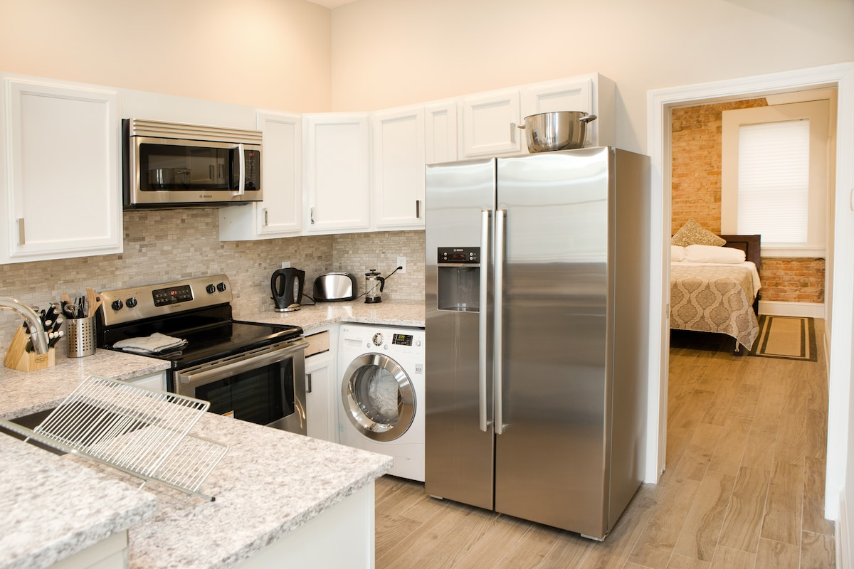 Newly Renovated Apt, centre of DC