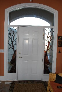 It will be our pleasure to welcome you through the front door!