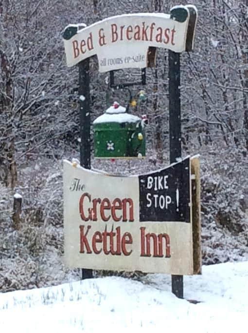 Green Kettle Room A - Garelochhead - Wikt i opierunek