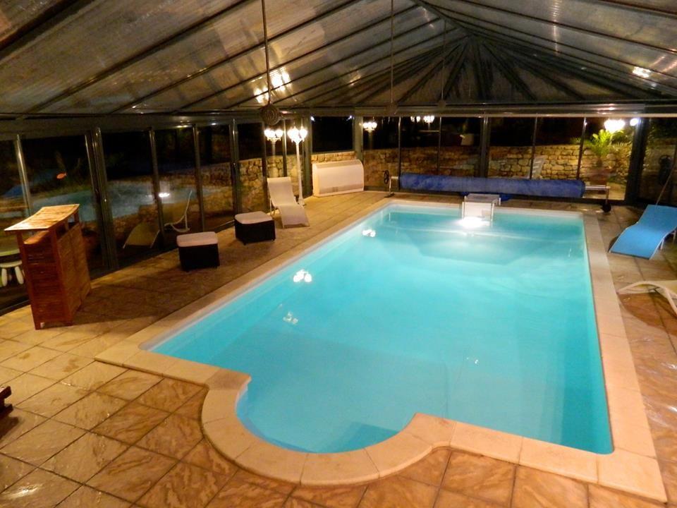 Piscine Interieure Sauna Jacuzzi Billard Flipper Houses For Rent