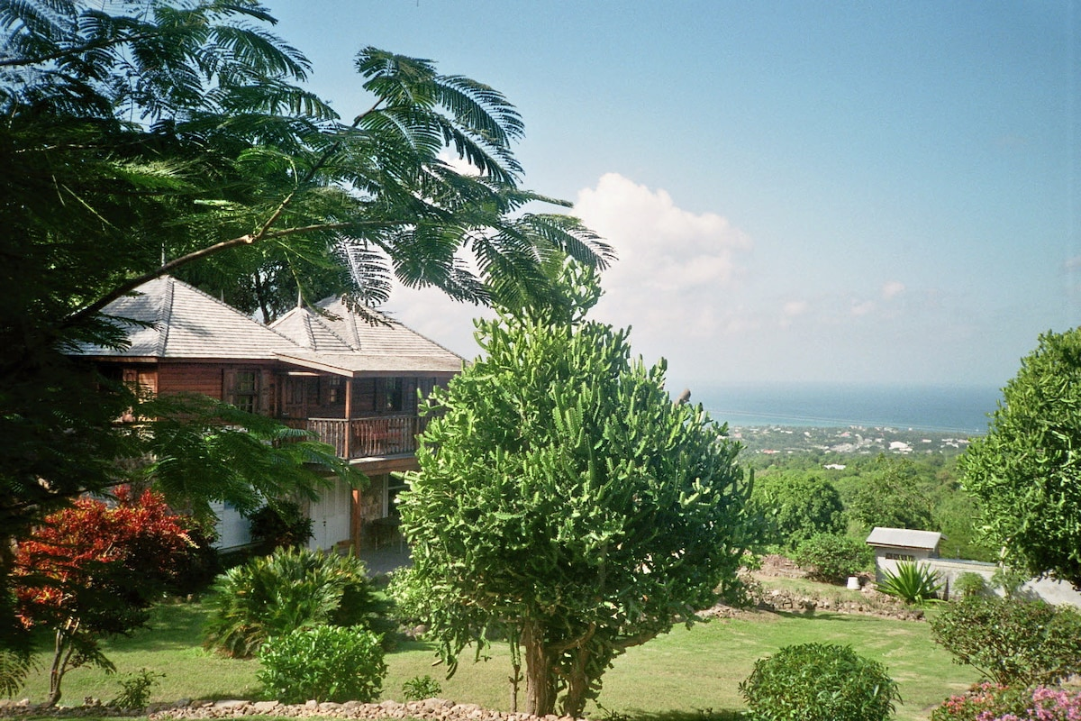 View from the Mill towards the ocean