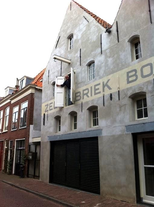Lodging in Center of Delft - Delft - House