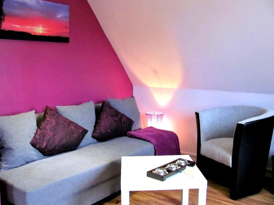Ferienwohnung nahe Kiel für 2 Pers. - Probsteierhagen - Wohnung